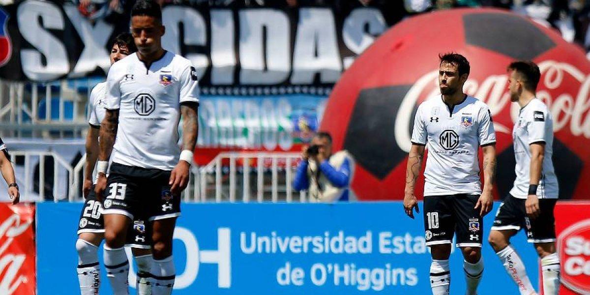 """Barrios, Pinares, Suazo, Fierro y más: Los """"señalados"""" de un Colo Colo que quedó colgando hasta de la Sudamericana"""