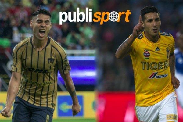45a19b19d Pumas vs Tigres ¿Dónde y a qué hora ver el partido? | Publimetro México