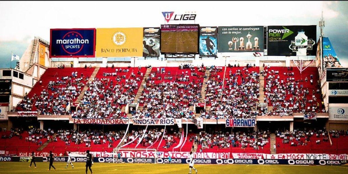 Liga de Quito vs Deportivo Cuenca: Otro triunfo agónico para los Albos