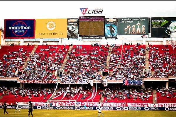 Estadio Rodrigo Paz D.