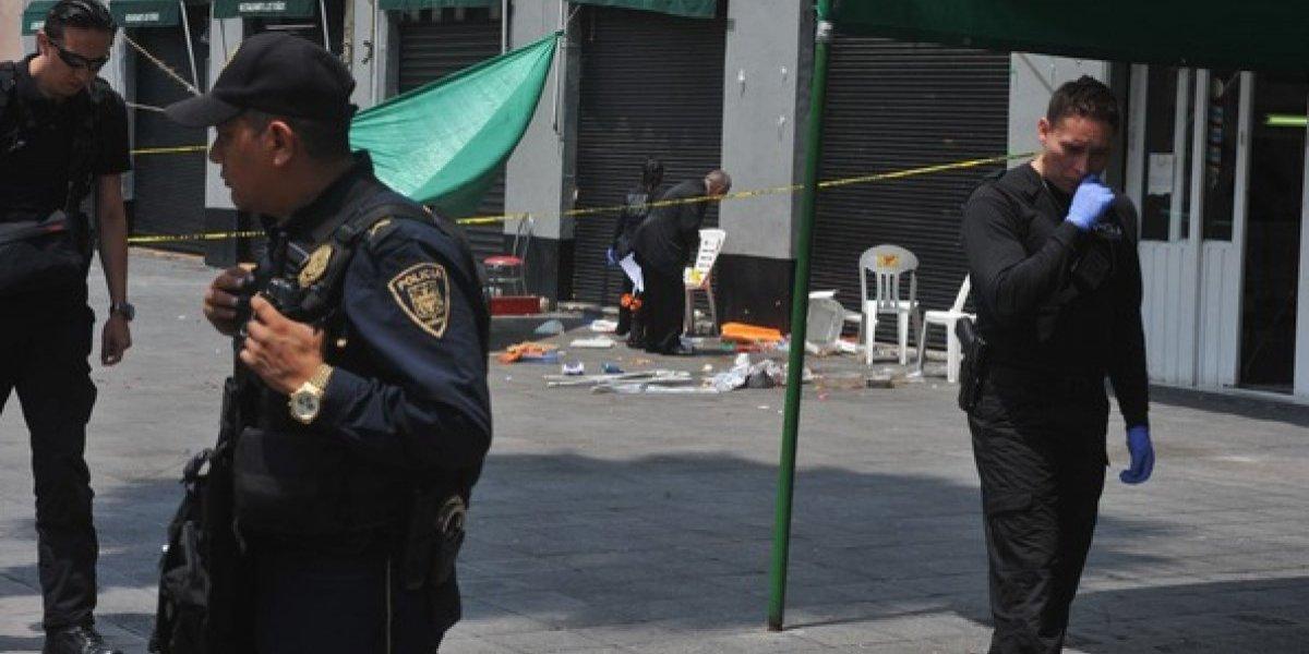 Asesinan a sobreviviente de balacera en Garibaldi