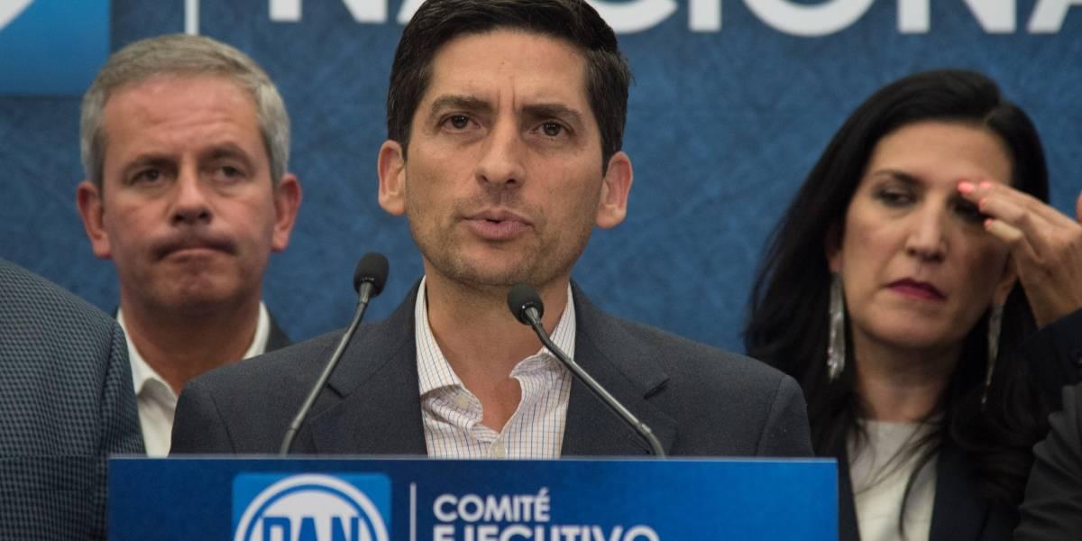 Felipe de Jesús Cantú recibe constancia como alcalde electo de Monterrey