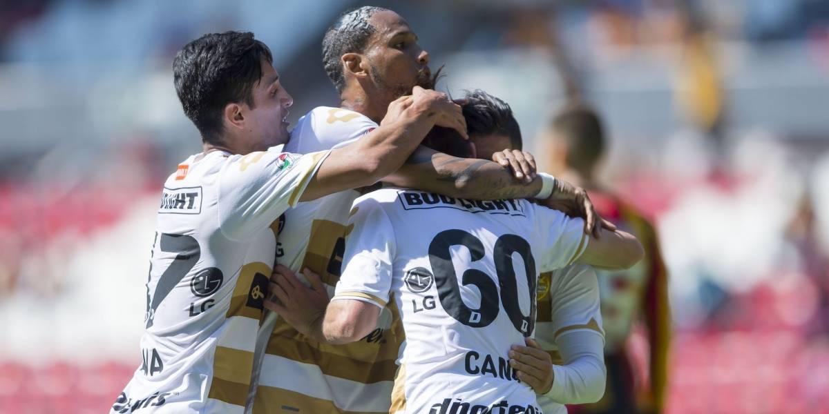 Los Dorados de Maradona vuelven a ganar y se meten a zona de Liguilla