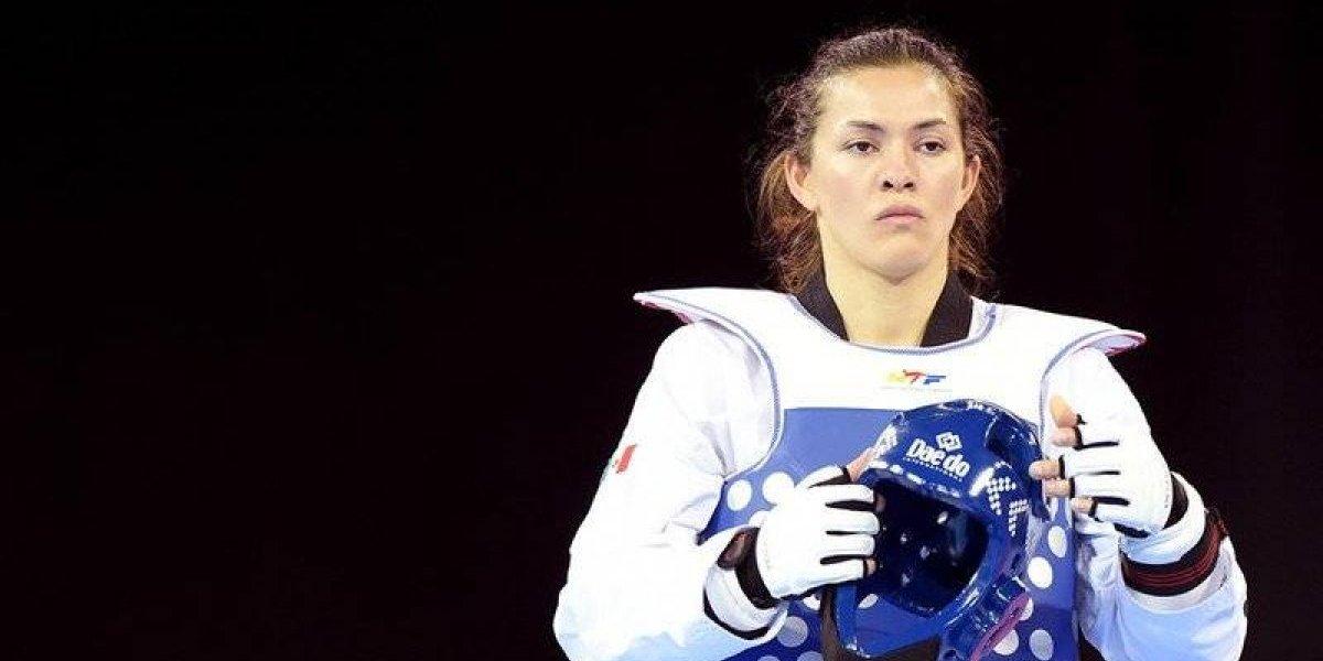 María del Rosario Espinoza obtiene bronce en Gran Bretaña