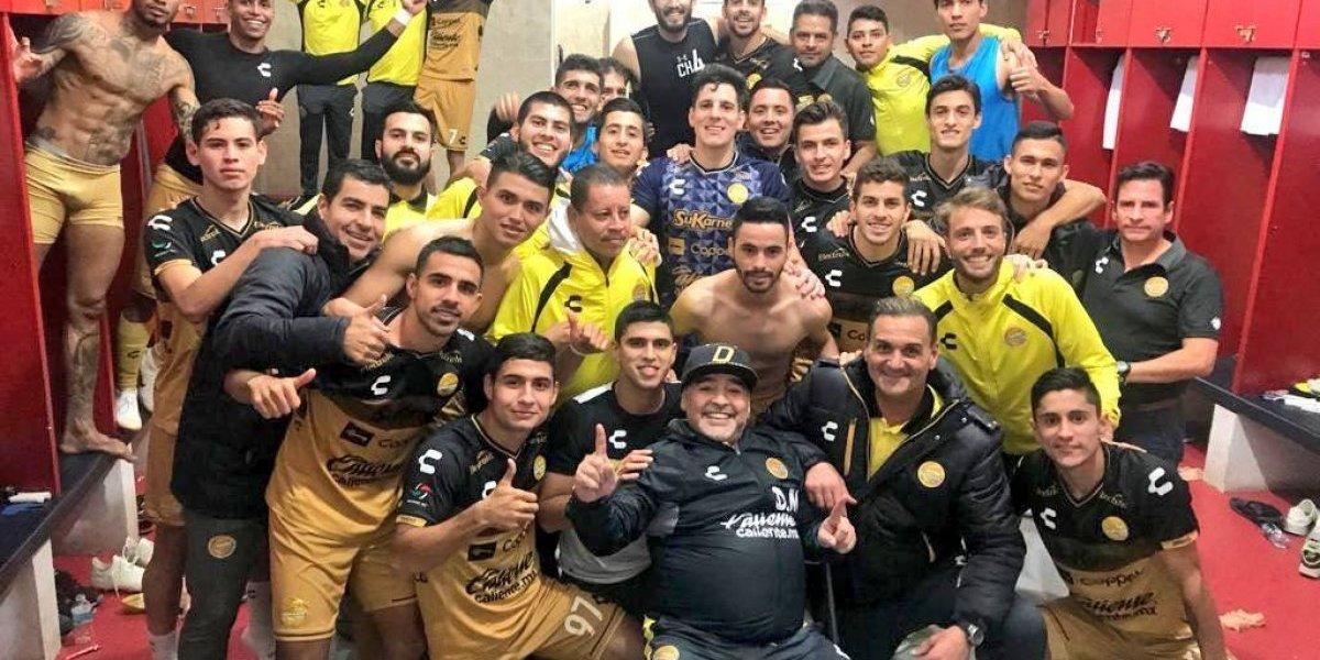 Vinicio Angulo le da la victoria a Dorados de Sinaloa