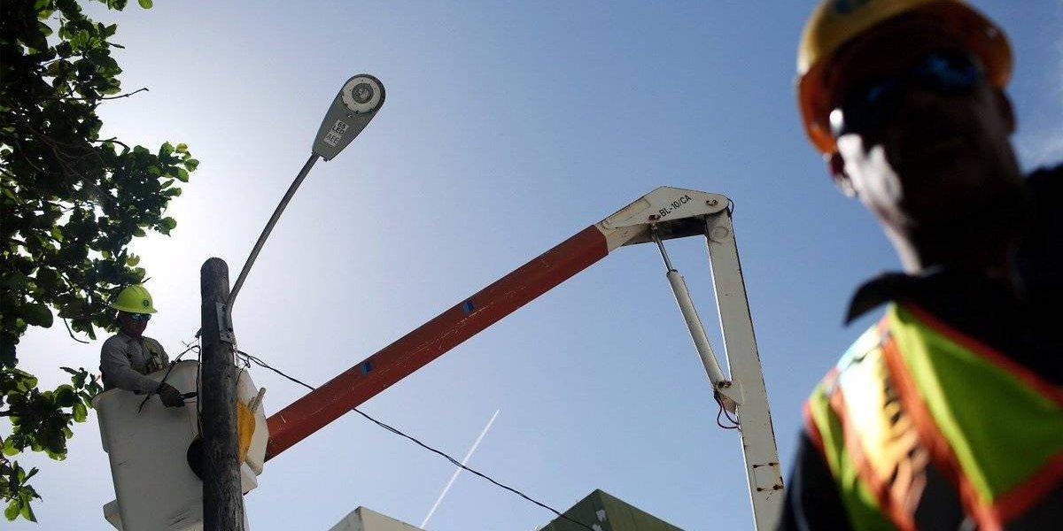 AEE anuncia sectores que se quedarán sin luz