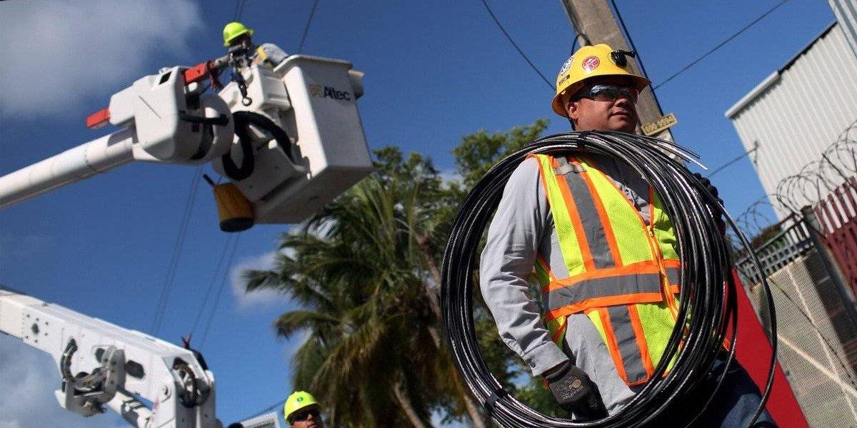 Figueroa Jaramillo insiste en proteger derechos de trabajadores ante venta de AEE