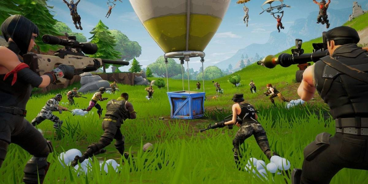 Por fin Fortnite es compatible con estos celulares Android de gama media