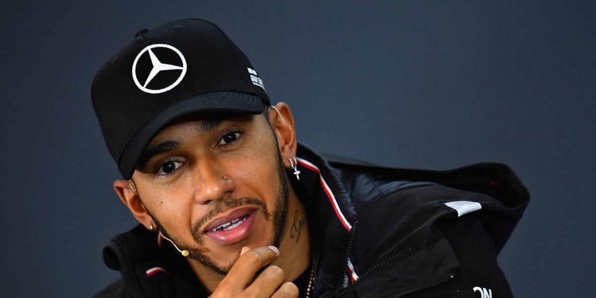 Hamilton obtiene 'pole' en Austin; Checo es décimo