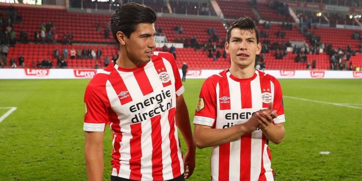 VIDEO: 'Chucky' Lozano y 'Guti' anotan en la goleada del PSV