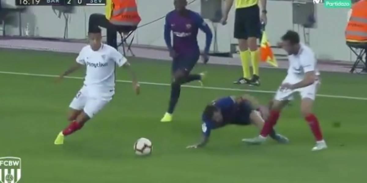Lionel Messi estará casi un mes fuera de las canchas