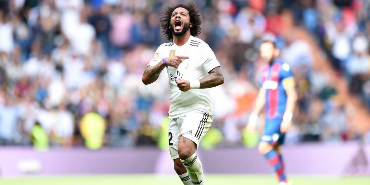 'Estamos a muerte con Lopetegui', afirma Marcelo en Real Madrid