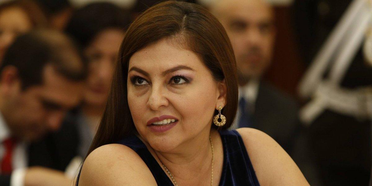 Sofía Espín pide medidas cautelares contra comisión que recomendó destitución