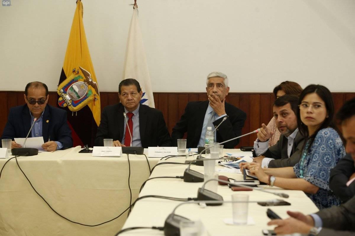 Sofía Espín pide medidas cautelares contra comisión