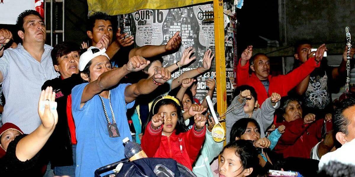 Ecatepec prepara fiesta cultural para celebrar a la Santa Muerte