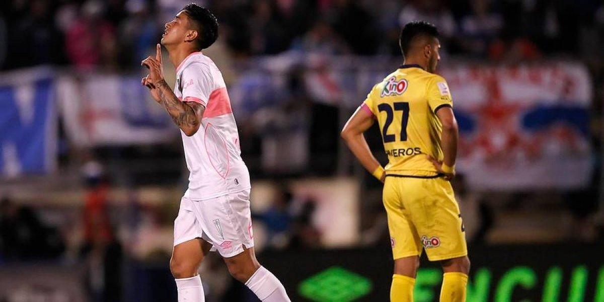 """El héroe Andrés Vilches y su minuto de gloria: """"Nunca dejé de entrenar, esto llegó en el momento menos esperado"""""""