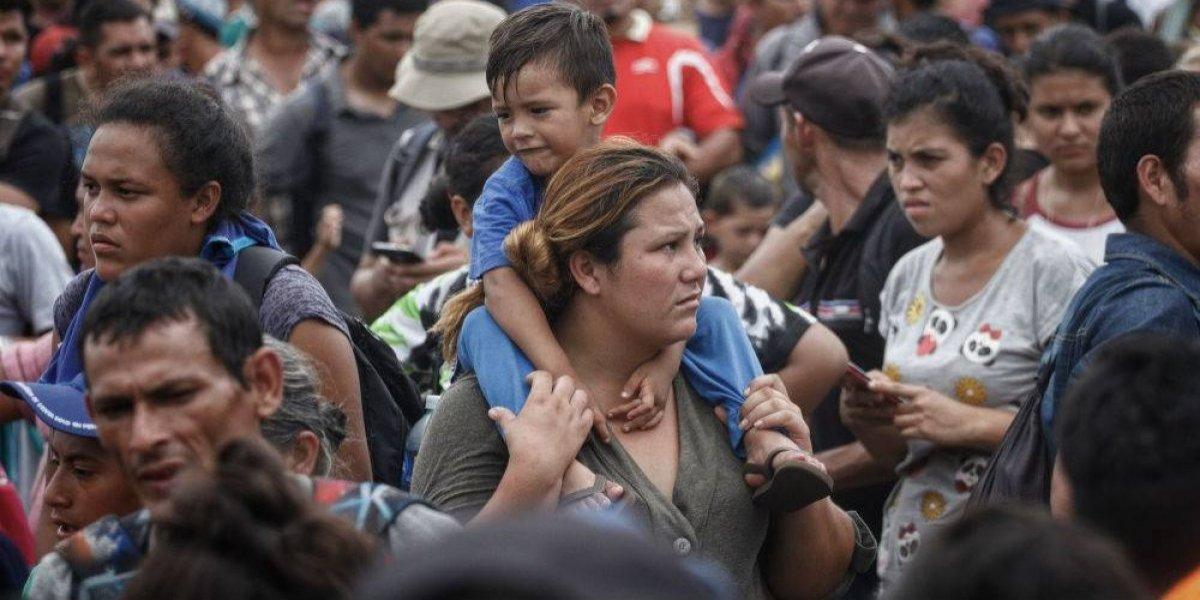 Obrador pide respetar derechos de migrantes y darles refugio