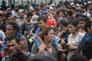 Refugio a migrantes