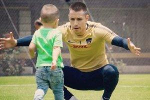 VIDEO: Hijo de Saldívar cautiva las redes al mostrar su amor por Pumas