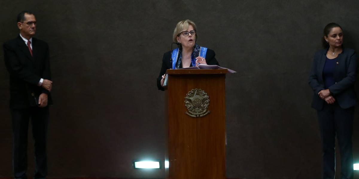 Desinformação deliberada que visa descrédito há de ser combatida, diz Rosa Weber