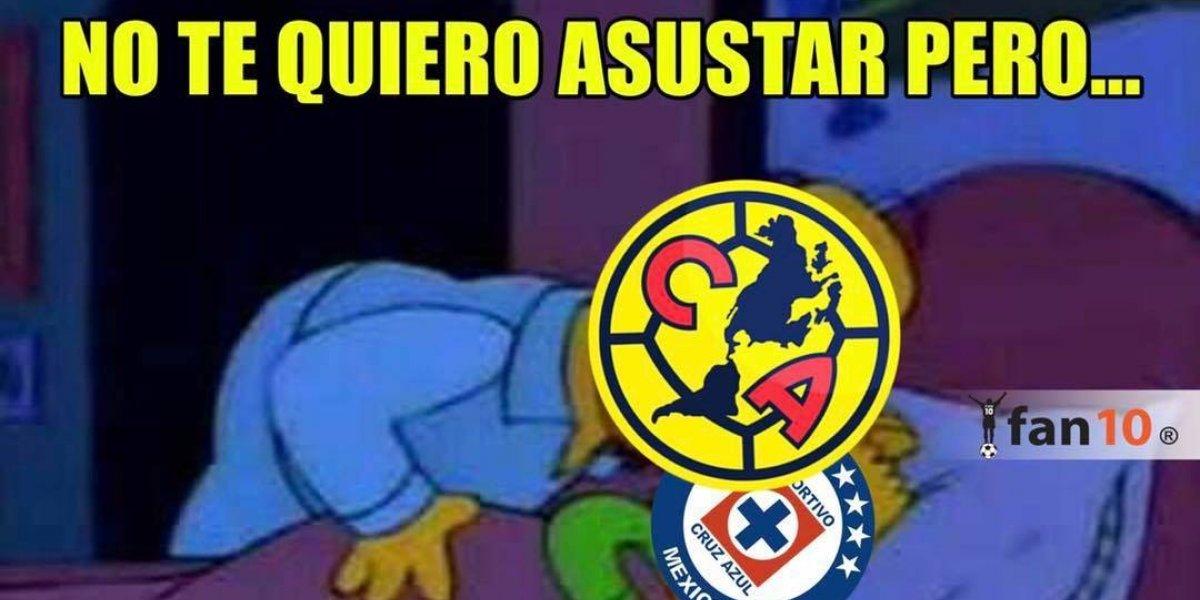 Los mejores memes de la jornada 13 del Apertura 2018