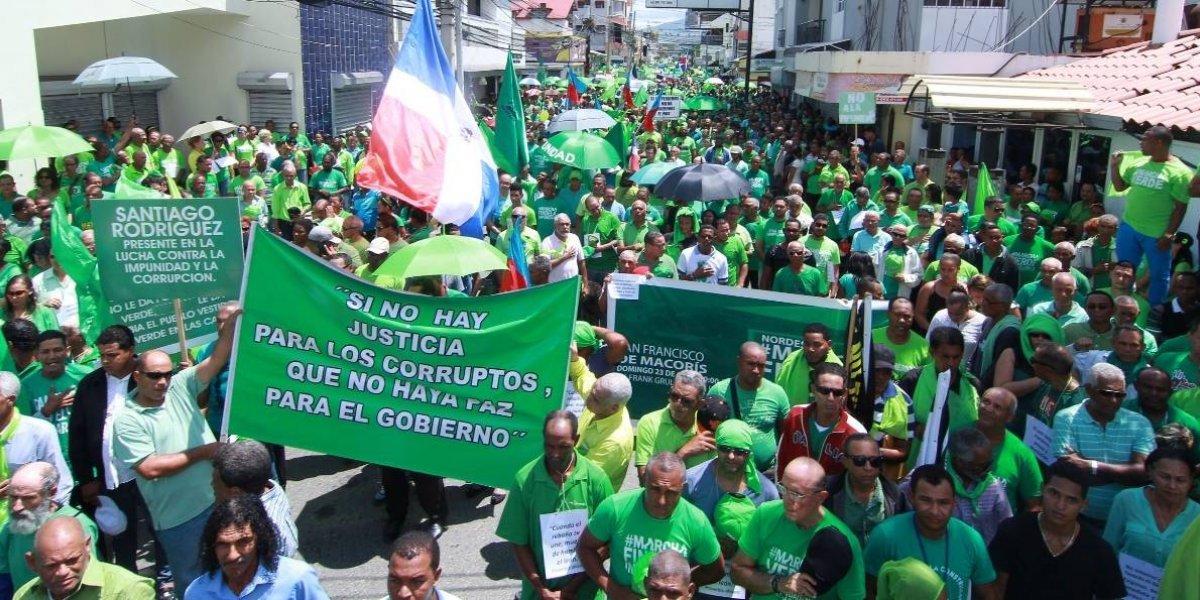 """Marcha Verde propone sacar """"tigueraje político"""" de Consejo de la Magistratura"""