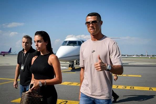 Cristiano Ronaldo e