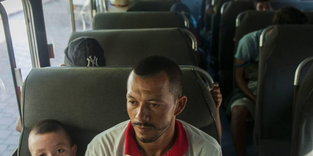 UNICEF exige protección de niños migrantes