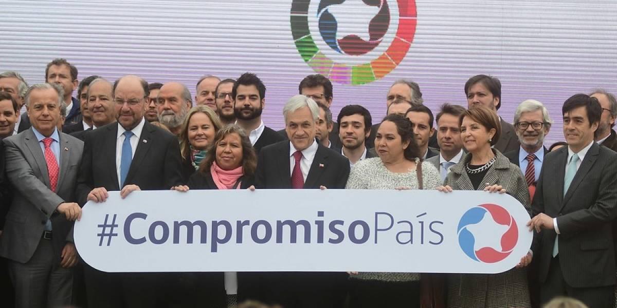 """Piñera: """"Como Presidente no gobierno para los empresarios, gobierno para todos los chilenos"""""""