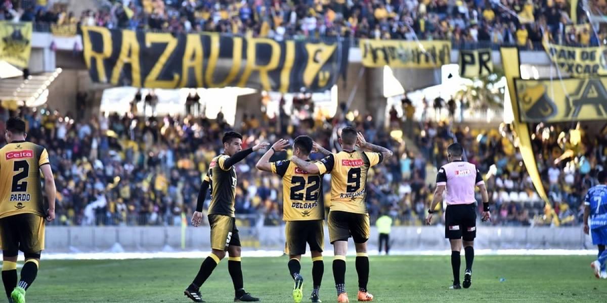 Coquimbo Unido vuelve a los festejos y queda a un triunfo de subir a Primera División