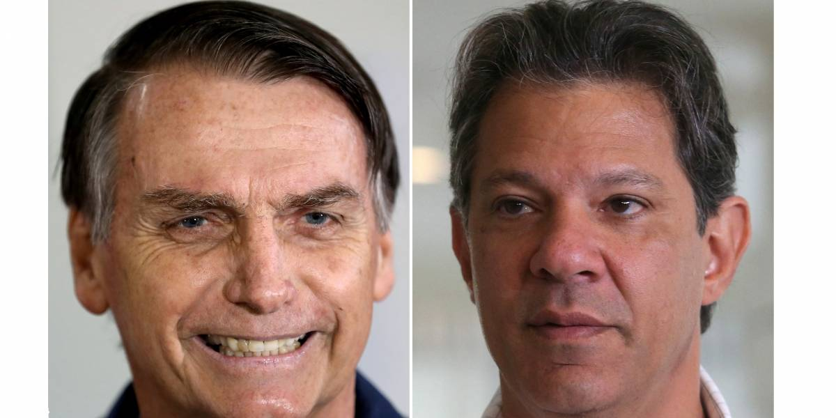 Campanha termina sem debate e política vira rivalidade entre torcidas