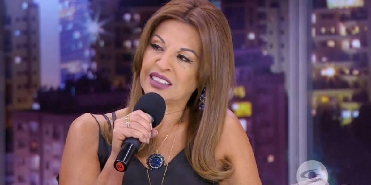 Famoso cantante aseguró que fue novio de Amparo Grisales, pero ella lo negó rotundamente en 'Yo me llamo'