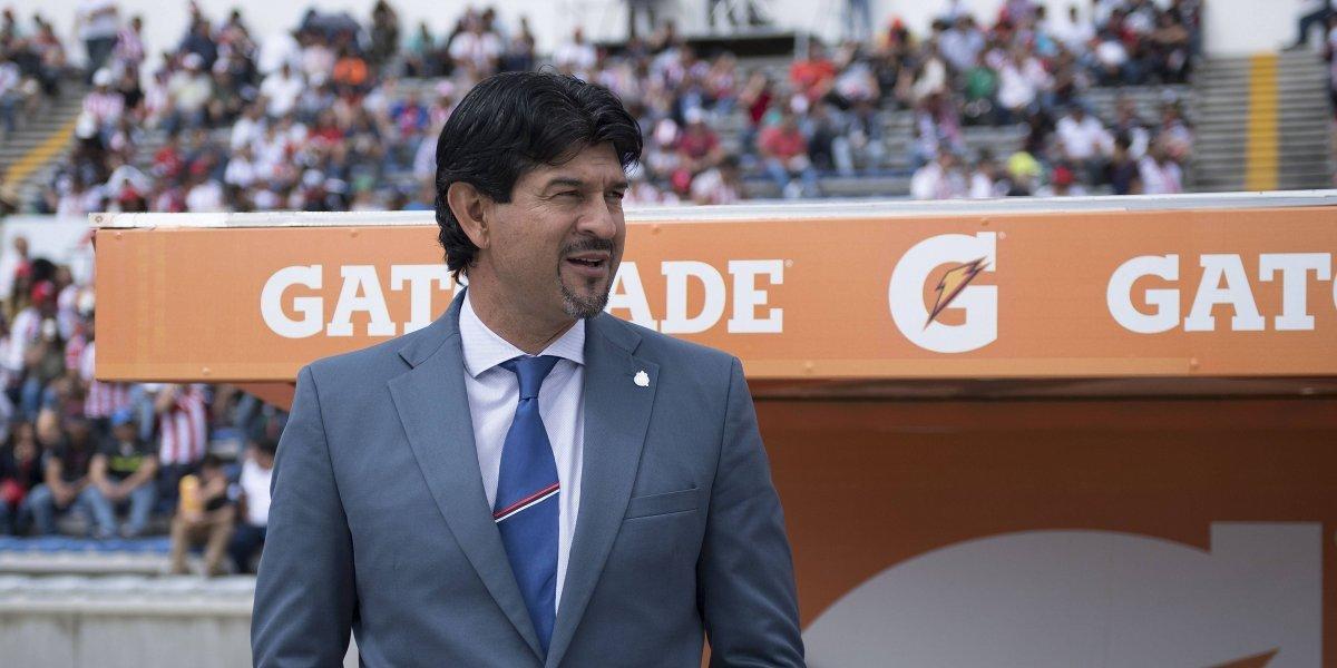 Cardozo confía en que Chivas se ganará su lugar en la liguilla