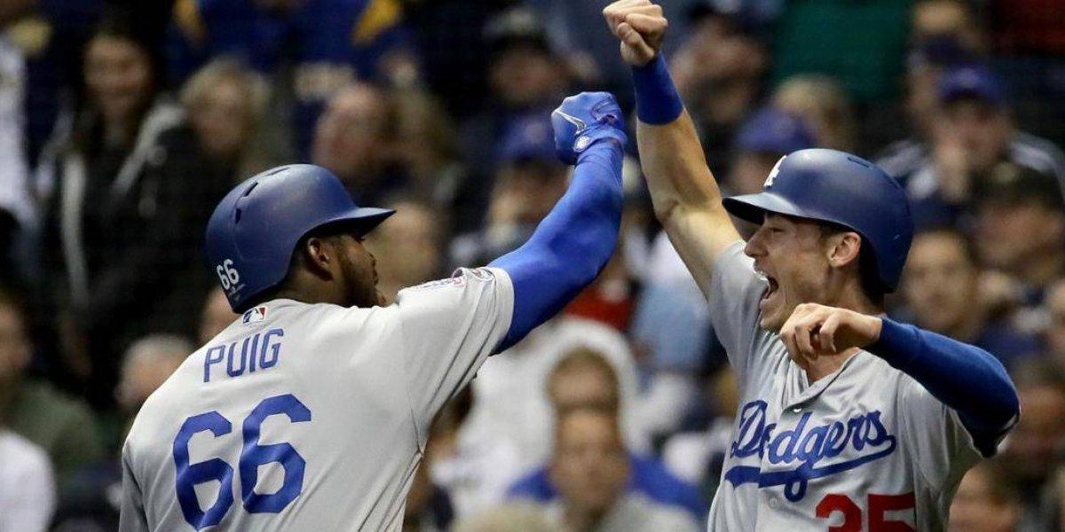 Dodgers regresa a una Serie Mundial
