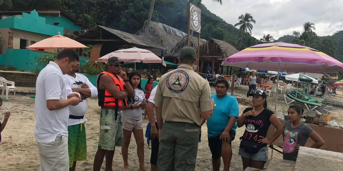 Autoridades de Jalisco en alerta por cercanía de huracán 'Willa'