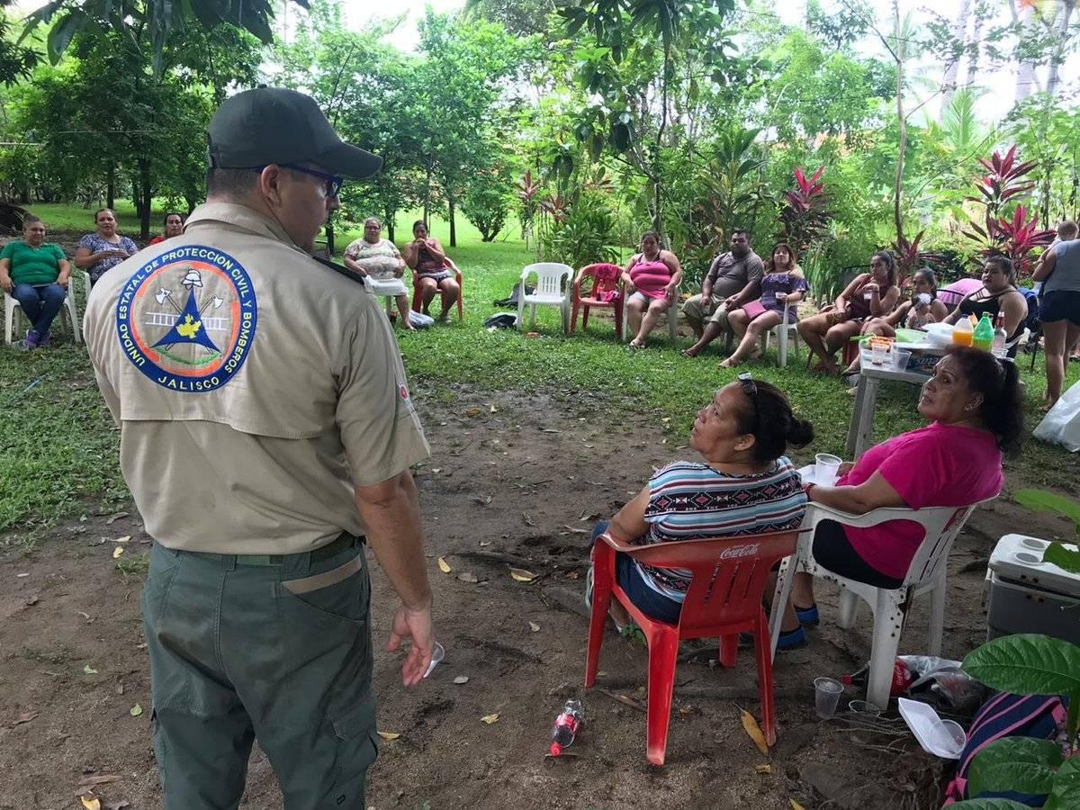 Autoridades de Jalisco en alerta por cercanía de huracán