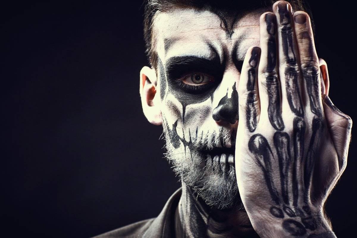 Maquillaje dia de muertos