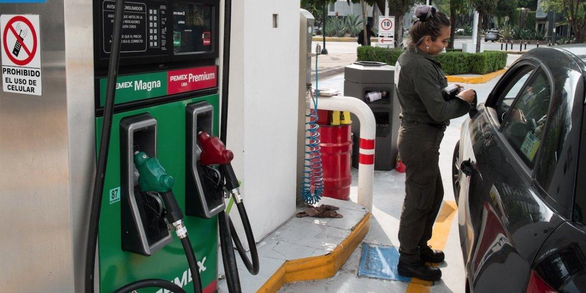 Quitan estimulo fiscal a la gasolina Premium a partir del sábado