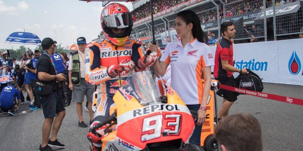 Marc Márquez ya es leyenda y obtiene su quinto campeonato del mundo en Moto GP