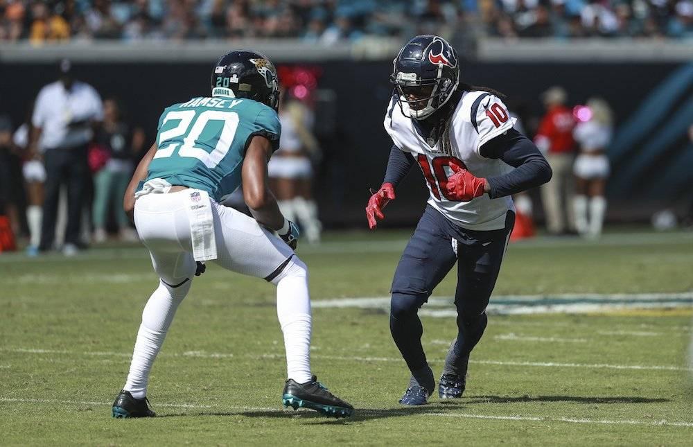 Texans 20-7 Jaguars / Getty Images