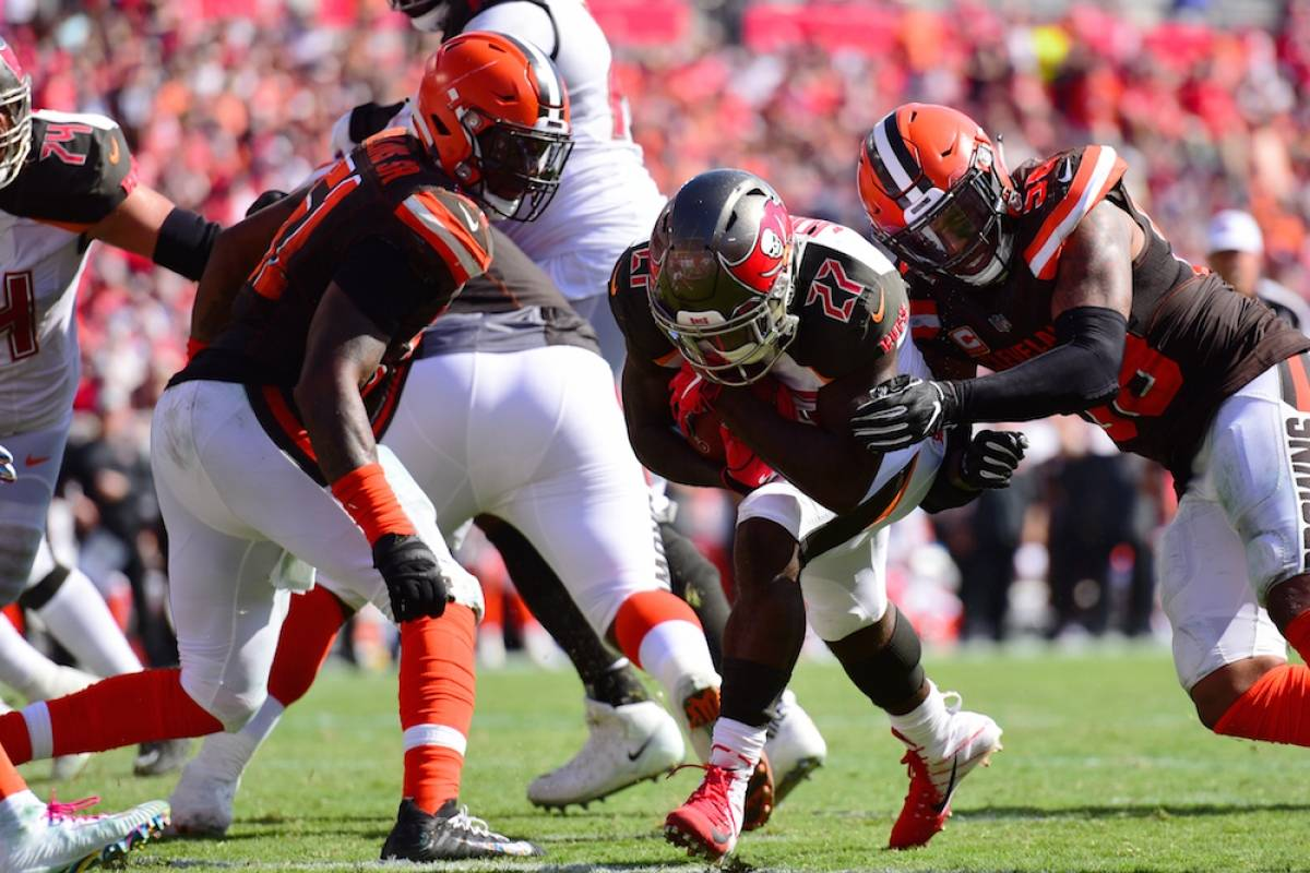 Browns 23-26 Buccaneers / Getty Images