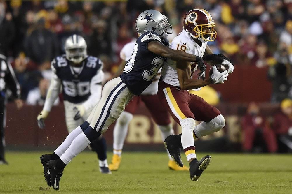 Cowboys 17-20 Redskins