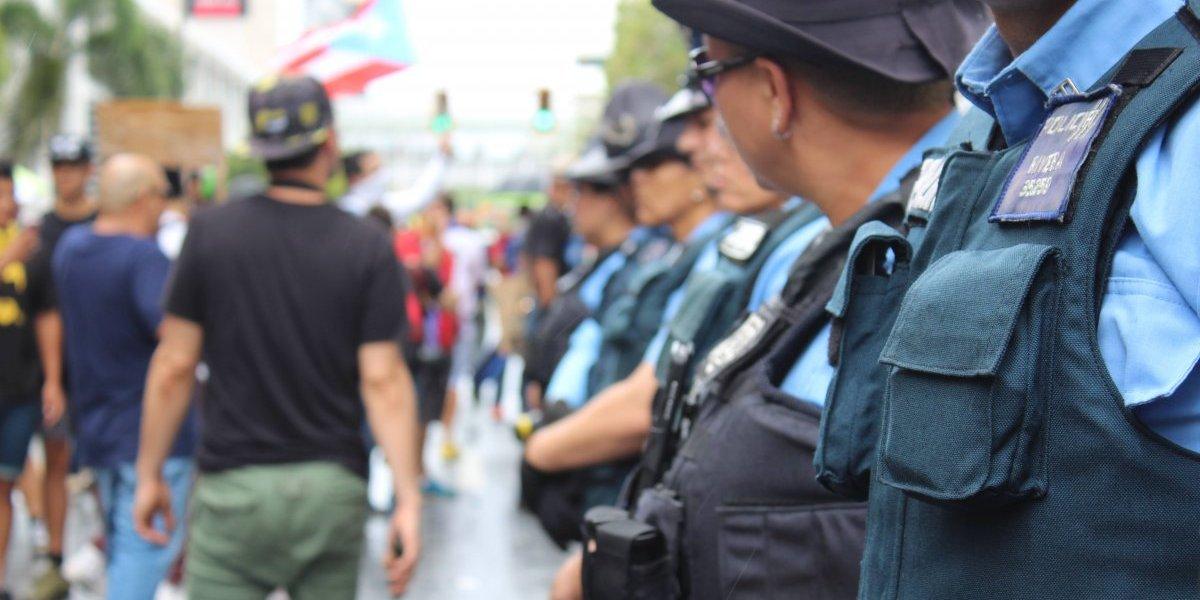 Investigarán posible carpeteo electrónico de Policía a estudiantes y manifestantes