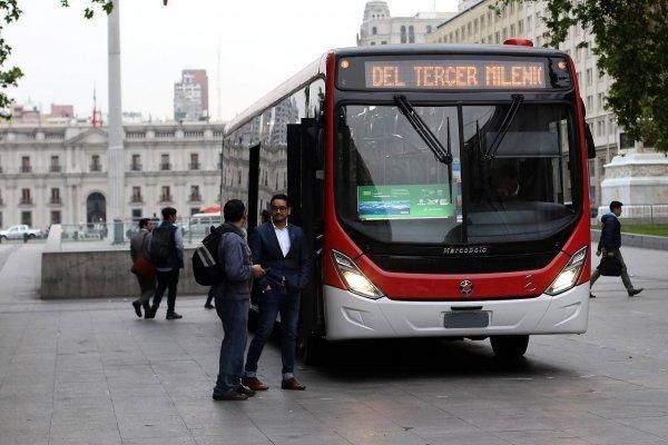 Guía de las comunas que serán las primeras en recibir buses del Tercer Milenio
