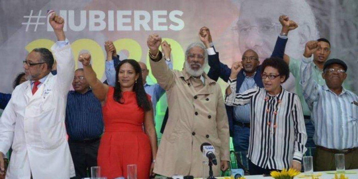 MPD saluda precandidatura presidencial de Hubieres por el Frente Amplio