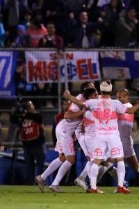 Así marcha la tabla de posiciones del Campeonato Nacional 2018