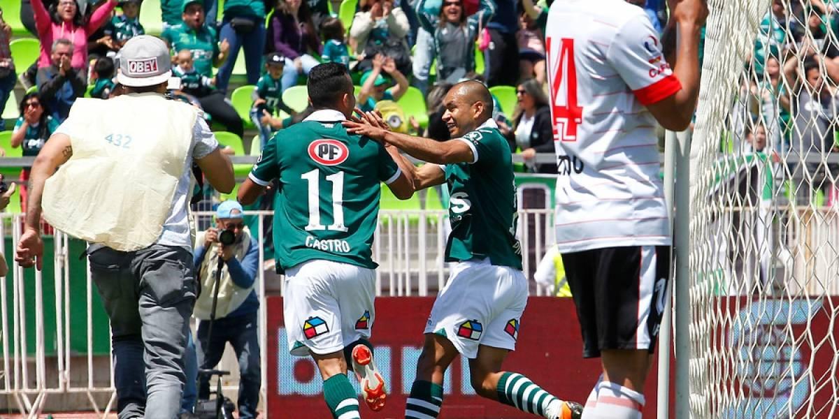 Wanderers vence en el último suspiro a Copiapó y avanza firme hacia la liguilla de Primera B