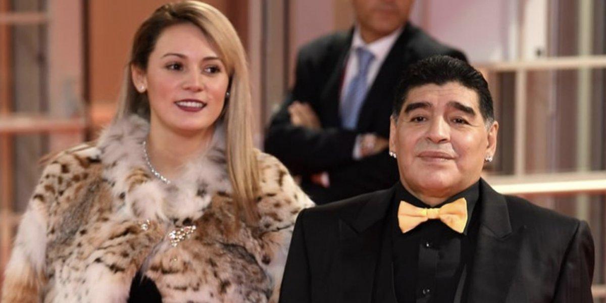 Dorados de Sinaloa uniría a la novia de Maradona al equipo femenil