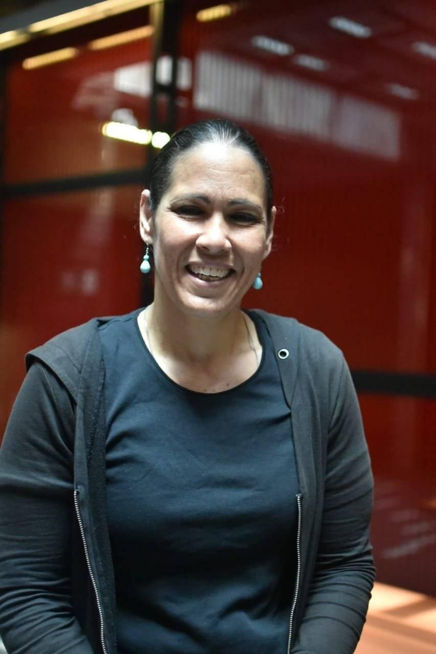 Wanda Díaz-Merced, astrofísica ciega