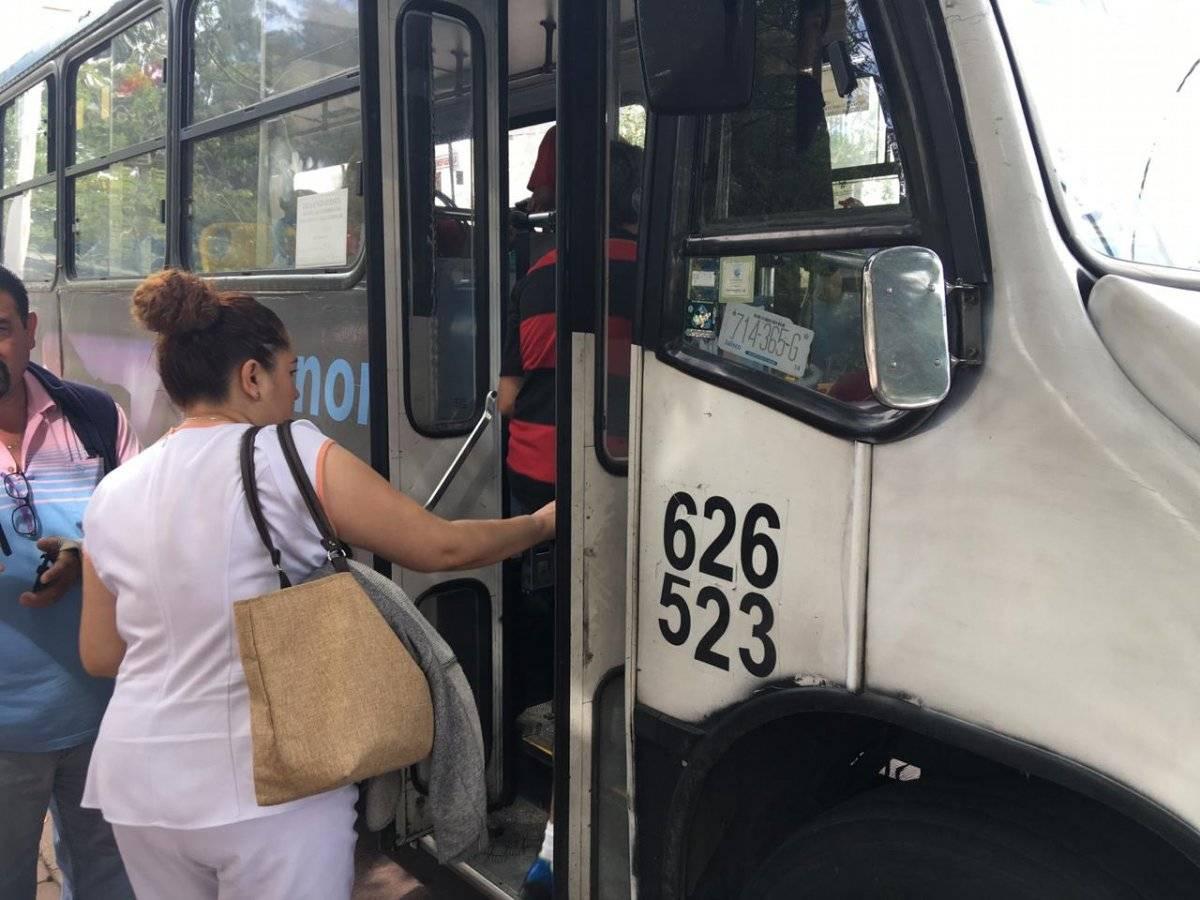 Dos rutas ganan pelea a la Semov y ya cobran nueve pesos